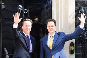 Τριγμοί στην κυβέρνηση συνασπισμού της Βρετανίας